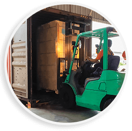 Container Loading & Unloading